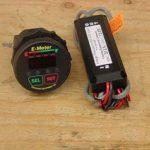 An e-meter, or an electric fuel gauge
